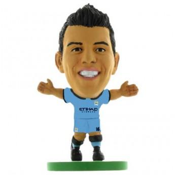 Manchester City sběratelská figurka Sergio Agüera