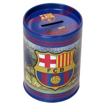 FC Barcelona pokladnička NouCamp logo