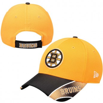 Boston Bruins čepice baseballová kšiltovka New Era NHL Visor Streak 9FORTY