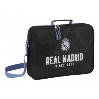 Real Madrid taška na laptop black since 1902