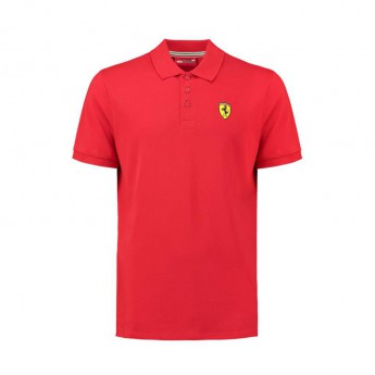 Ferrari pánské polo tričko Classic red F1 Team 2018