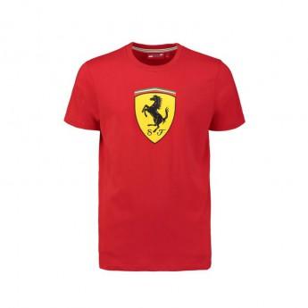 Ferrari pánské tričko Classic red F1 Team 2018