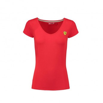 Ferrari dámské tričko red Classic F1 Team 2018