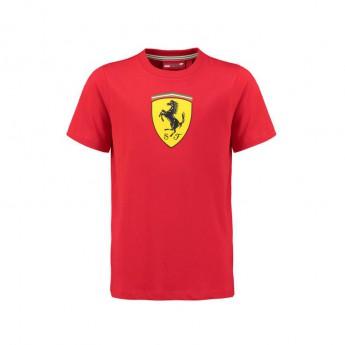 Scuderia Ferrari dětské tričko Classic red F1 2018