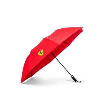 Ferrari deštník Compact red F1 Team 2018