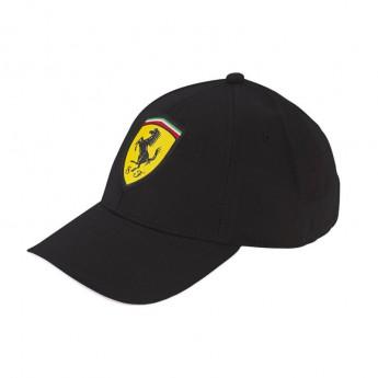 Ferrari dětská kšiltovka Classic Black F1 Team 2018