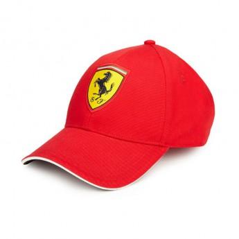 Ferrari dětská čepice baseballová kšiltovka Classic Red F1 Team 2018
