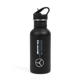 Mercedes AMG Petronas láhev na pití black F1 2018