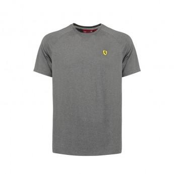 Scuderia Ferrari pánské tričko grey Midlayer F1 Team 2018