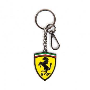 Ferrari přívěšek na klíče Metal Shield F1 Team 2018