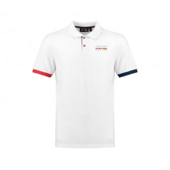 Red Bull Racing pánské polo tričko Classic white 2018