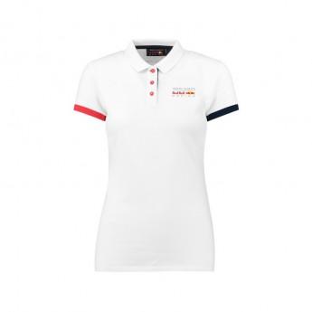 Red Bull Racing dámské polo tričko Classic white 2018