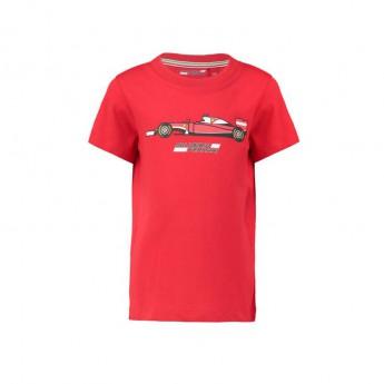 Ferrari dětské tričko Graphic red F1 Team 2018