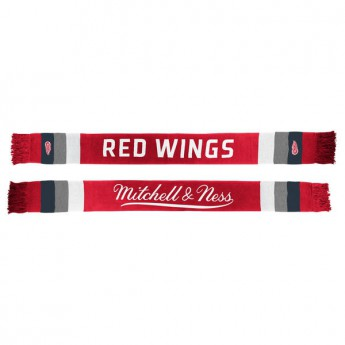 Detroit Red Wings zimní šála Vintage Rainbow Knit Scarf