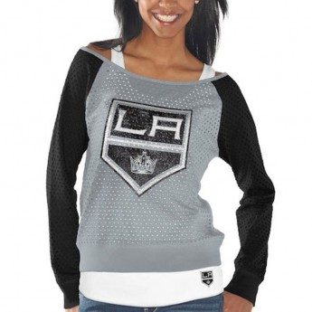 Los Angeles Kings Set dámských triček Holey Long Sleeve Top and Tank Top II Set
