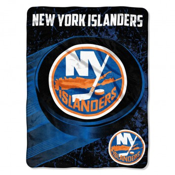 New York Islanders deka Plush Micro Throw