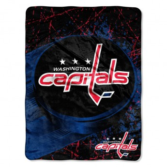 Washington Capitals deka Plush Micro Throw