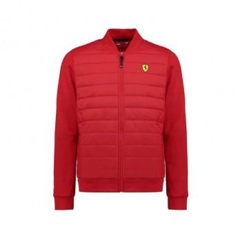 Scuderia Ferrari pánská bunda Hybrid red F1 Team 2018