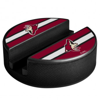 Arizona Coyotes držák na telefon Puck Media Holder