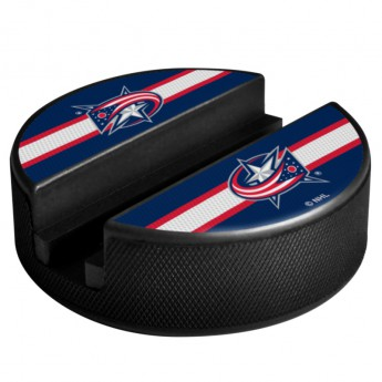 Columbus Blue Jackets Držák na telefon Puck Media Holder