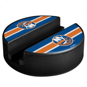 New York Islanders Držák na telefon Puck Media Holder