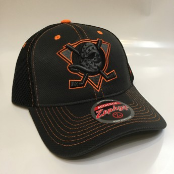 Anaheim Ducks Kšiltovka Zephyr Blacklight Original Snapback