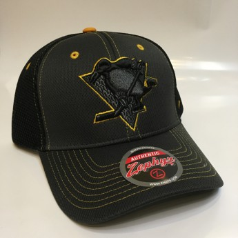Pittsburgh Penguins Kšiltovka Zephyr Blacklight Original Snapback