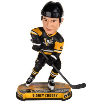 Pittsburgh Penguins figurka #87 Sidney Crosby  Bobblehead