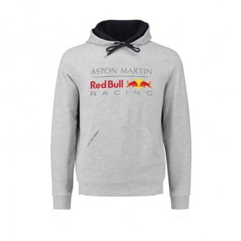 Red Bull Racing pánská mikina s kapucí grey 2018