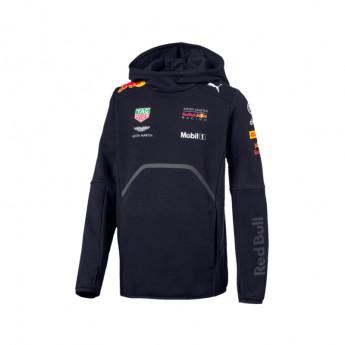 Puma Red Bull Racing dětská mikina Hoodie navy F1 Team 2018