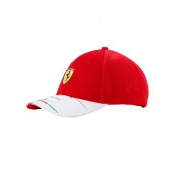 Ferrari čepice baseballová kšiltovka red F1 Team 2018