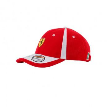 Ferrari čepice baseballová kšiltovka red Vettel F1 Team 2018