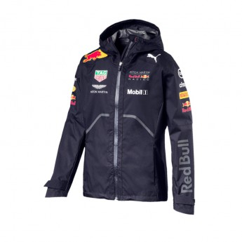 Puma Red Bull Racing pánská bunda Rain navy F1 Team 2018