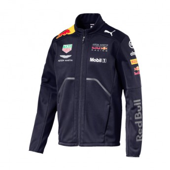 Red Bull Racing pánská bunda Softshell navy F1 Team 2018