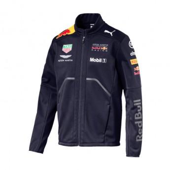 Puma Red Bull Racing pánská bunda Softshell navy F1 Team 2018
