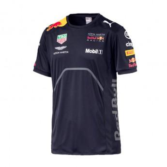 Puma Red Bull Racing pánské tričko navy F1 Team 2018