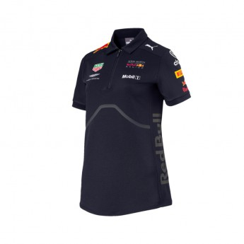 Puma Red Bull Racing dámské polo tričko navy F1 Team 2018