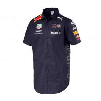 Puma Red Bull Racing pánská košile F1 Team 2018