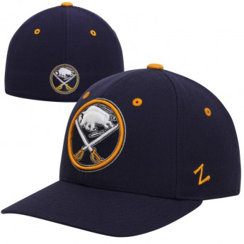 Buffalo Sabres čepice baseballová kšiltovka navy Powerplay Fitted Hat