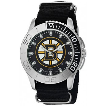 Boston Bruins hodinky Game Time Starter Quartz Analog