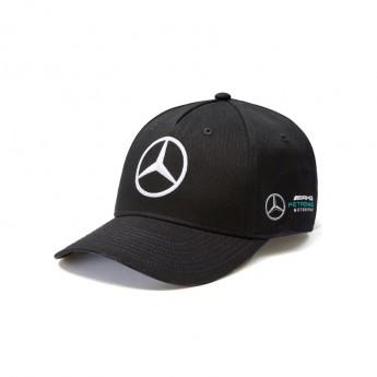 Czapka baseballowa czarna Mercedes AMG 18