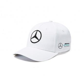 Mercedes AMG Petronas čepice baseballová kšiltovka white F1 Team 2018