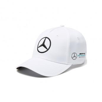 Mercedes AMG Petronas čepice baseballová kšiltovka white Bottas white F1 Team 2018