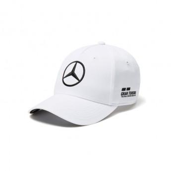 Mercedes AMG Petronas dětská kšiltovka Lewis Hamilton white F1 Team 2018