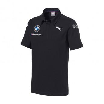 Puma BMW Motorsport pánské polo tričko navy Team 2018