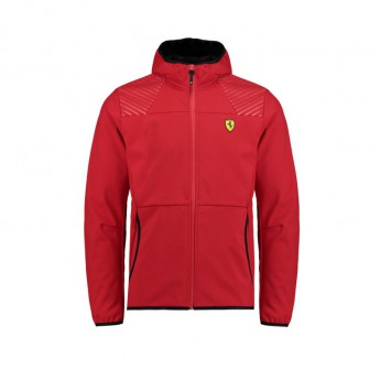 Ferrari pánská bunda softshell SF red F1 Team 2018