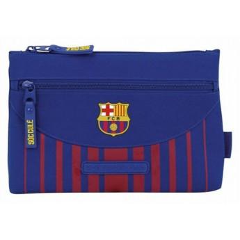 FC Barcelona penál na tužky striped red and blue fcb one