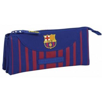 FC Barcelona penál na tužky striped red and blue fcb