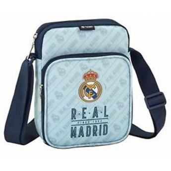 Real Madrid taška na rameno since 1902 light blue