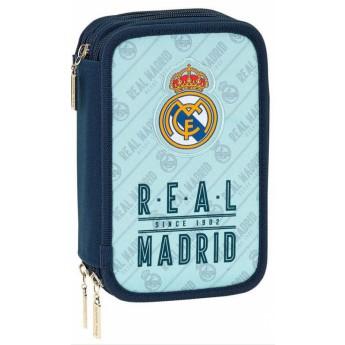 Real Madrid školní pouzdro since 1902 light blue